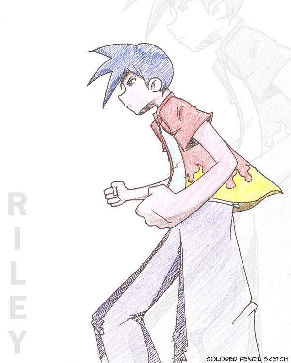 Riley Sketch Filler