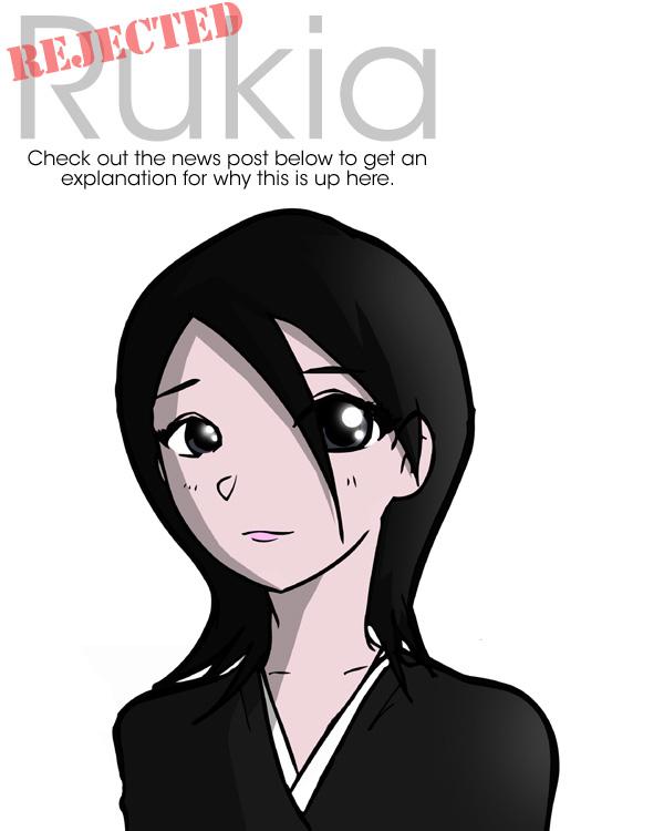 Filler Rejected Rukia